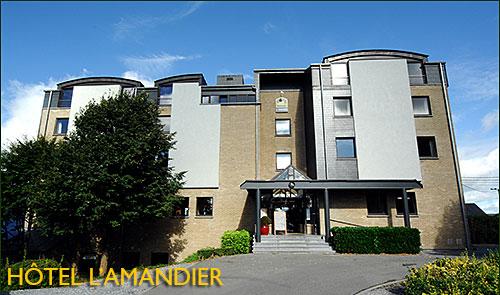 Le Best Western Hôtel L'Amandier à Libramon, Belgique